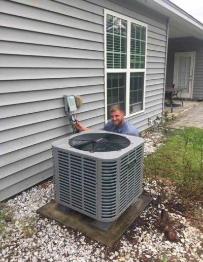 Number one Air conditioner contractor in Savannah GA