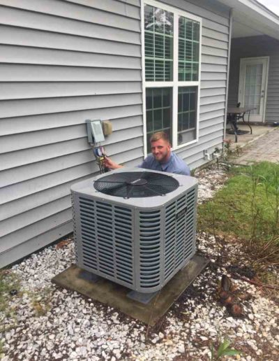 Residential Air Conditioning Repair Savannah GA